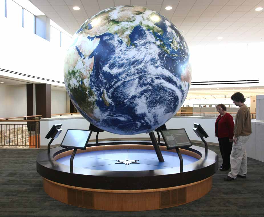 Home Earthballs By Orbis World Globes