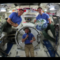 Travel Channel - Expedition Unknown: Hunt for Extraterrestrials, Season 1, Episode1 - aboard the ISS